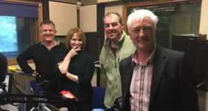 IOW RADIO FIXED LINK DEBATE with Carl Feeney, Debbie Gardner, Richard Priest and COC CEO Kevin Smith in 2014.
