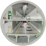 Solent freedom tunnel / solent fixed link