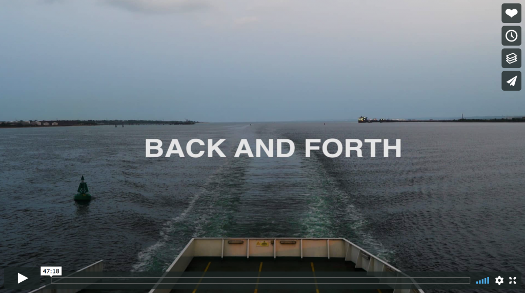 Back and Forth / Red Funnel / Carl Feeney / East Cowes